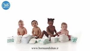 چگونه کودک را از پوشک بگیریم؟
