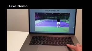 آپارات _ هوش مصنوعی فیسبوک شما را به کاراکتر بازی ویدیویی تبدیل می کند