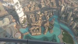 نماشا - سفر به بلندترین برج جهان؛ برج خلیفه در دبی!