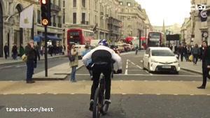 تماشا - از لندن تا پاریس با پارکور کارهای حرفه ای !