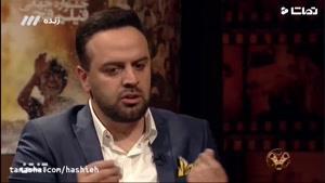 تماشا - اعتراض به حذف عادل فردوسی پور در آنتن زنده شبکه سه