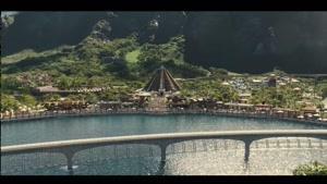 اثرات بصری در پارک ژوراسیک