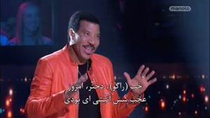 برنامه American Idol زیر نویس فارسی قسمت ۱۲