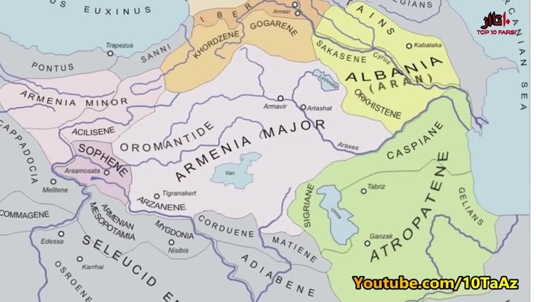 آیا میدانستید؟ دانستنی ها از آذربایجان