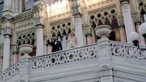 کلیپ عروسی مجلل ترکیه ای