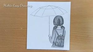 آموزش نقاشی ساده قسمت 6