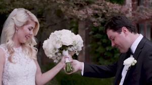 در این ویدیو پدر عروس شما را به گریه می اندازد