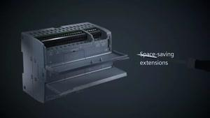کلیپ معرفی پی ال سی S۷-۱۲۰۰ Siemens