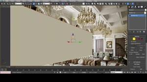 آموزش طراحی فضای داخلی کلاسیک از روی عکس قسمت یک
