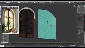 آموزش طراحی فضای داخلی کلاسیک از روی عکس قسمت پنج