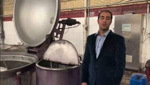 رنگرزی نخ اکریلیک فرش ماشینی