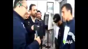 داداش سحر تبر دستگیر شده!!