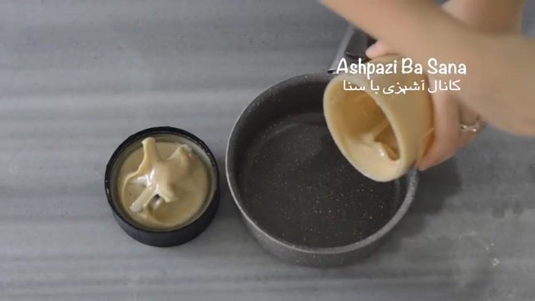 طرز تهیه شیرینی گردویی ایرانی