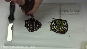 طرز تهیه شکلات چوبی