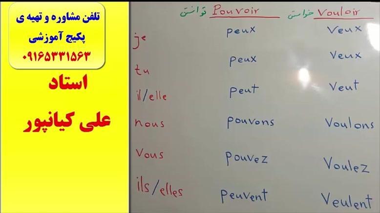 آموزش ۵۰۴ لغت پرکاربرد زبان فرانسه- مکالمه فرانسه-گرامر فرانسه