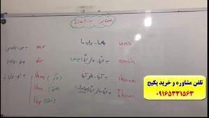 آموزش 100% تضمینی زبان آلمانی با پکیج آلمانی استاد علی کیانپور