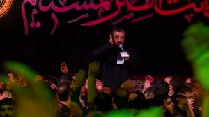 محمود کریمی شب ضربت خوردن امیرالمومنین ۱۹رمضان