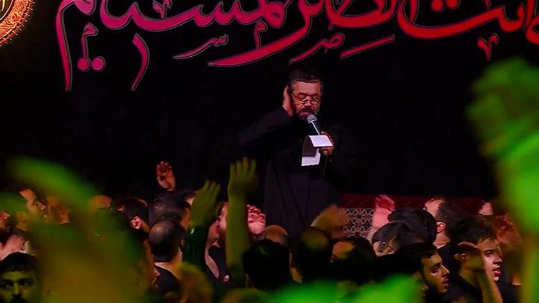 محمود کریمی شب ضربت خوردن امیرالمومنین 19رمضان