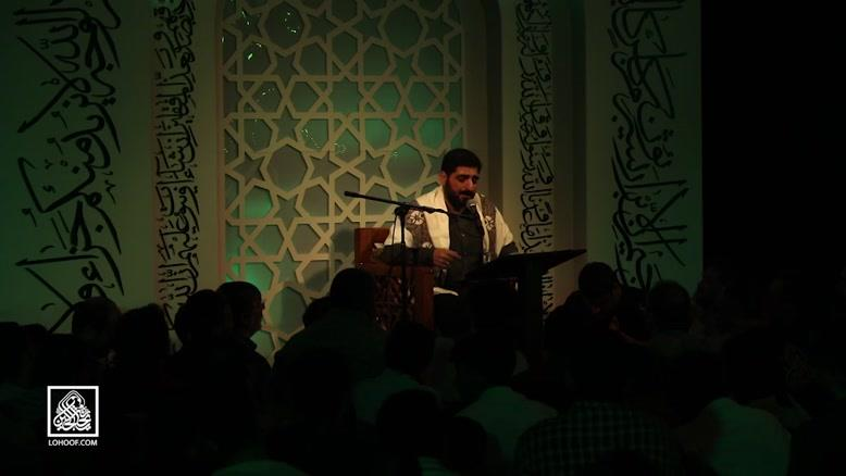 قرائت دعای مجیر با نوای سید مجید بنی فاطمه  ماه مبارک رمضان ۹۸