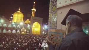دعای الهی العفو از حاج سید مجید بنی فاطمه