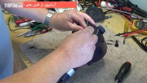 آموزش تعمیر پنکه رومیزی