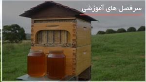 مکانیزه کردن کندو عسل