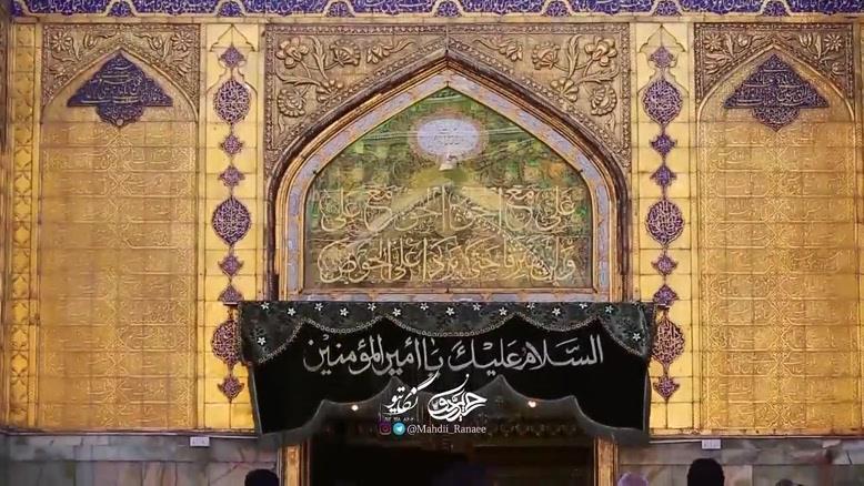 شبای خوبه زندگیمه همین شبای ماه رمضان با مداحی کربلایی مهدی رعنایی