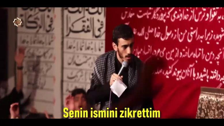 پخش مداحی حاج مهدی رسولی در تلویزیون ترکیه
