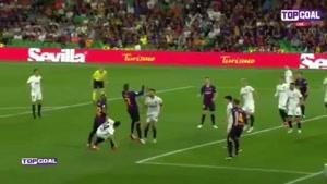 خلاصه فینال جام حذفی  اسپانیا بین بارسلونا و والنسیا 2019