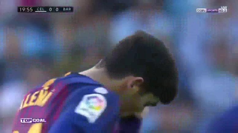 خلاصه بازی سلتاویگو و بارسلونا