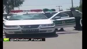نخستین تصاویر از عملیات دستگیری قاتل امام جمعه کازرون
