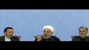 روحانی: از در و رنج مردم خبردارم