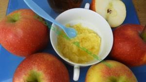 طرز تهیه ماسک سیب