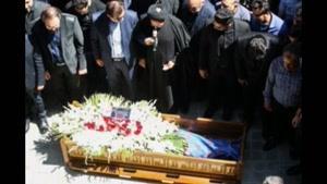 خاکسپاری بهنام صفوی