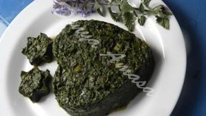 طرز تهیه کوکو سبزی افغانی