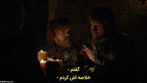 قسمت چهارم از فصل هشتم سریال Game Of Thrones با زیرنویس فارسی چسبیده