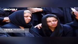 تصاویر و فیلم از حضور چهره ها در مراسم تشییع جنازه بهنام صفوی
