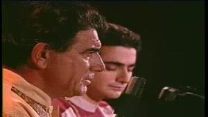 اجرای دو نفره محمدرضا شجریان و همایون شجریان