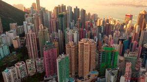 کلیپی زیبا از شهر بزرگ هنگ کونگ با کیفیت بالا