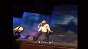 اجرای آهنگ جنتلمن ساسی توسط حسن ریوندی