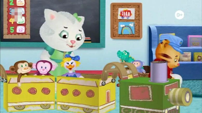 انیمیشن DANIEL TIGER قسمت هفت