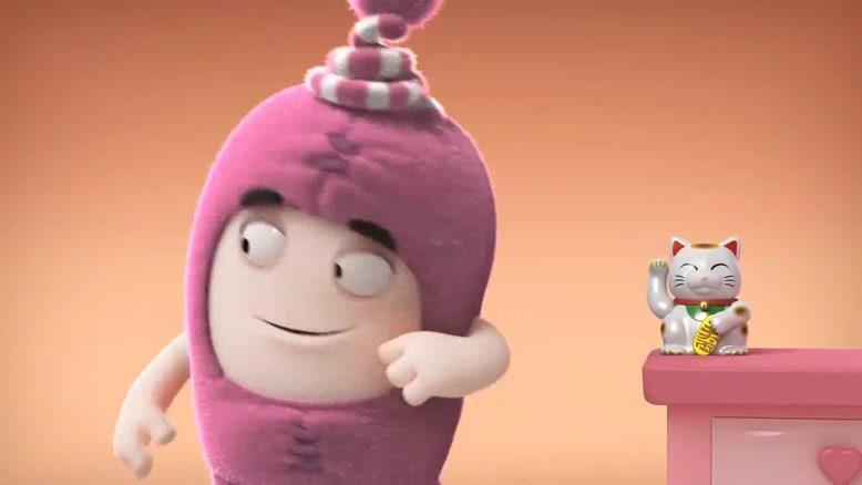 انیمیشن Oddbods - فنگشویی