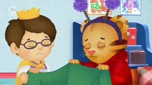 انیمیشن DANIEL TIGER قسمت دوازده