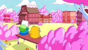 انیمیشن وقت ماجراجویی Adventure Time دوبله فارسی فصل6  قسمت دو