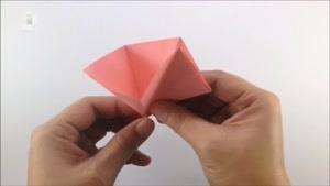 برنامه آموزش اوریگامی قسمت پنجاه و دو