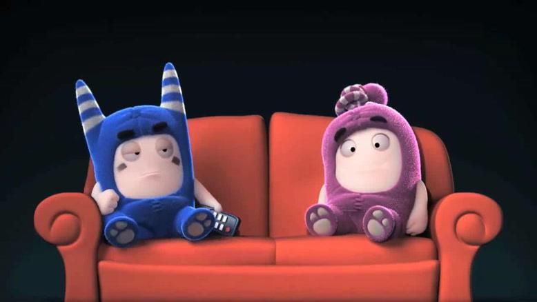 انیمیشن Oddbods -  کنترل از راه دور