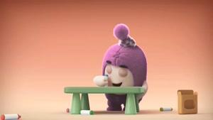 انیمیشن Oddbods - خط ناخوانا