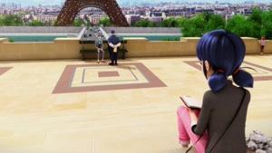 انیمیشن ماجراجویی در پاریس دوبله فارسی قسمت شش
