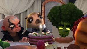 انیمیشن  اسکای لندرز دوبله فارسی فصل 2  قسمت سه