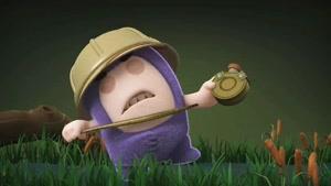 انیمیشن Oddbods - زالو